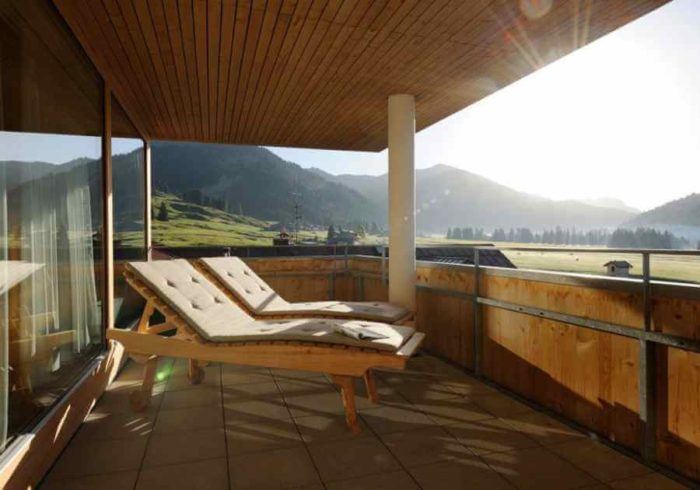 "Wellnesshotel ""Hotel Hubertus Alpin Lodge & Spa"""